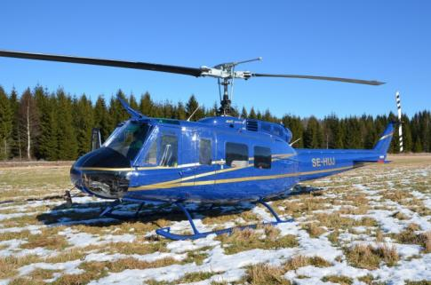 Aircraft for Sale in Sweden: 1970 Bell 205/UH-1H Iroquois (Huey)