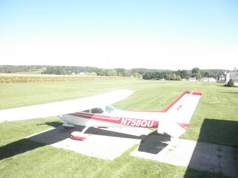 1980 Cessna 172 Hawk XP
