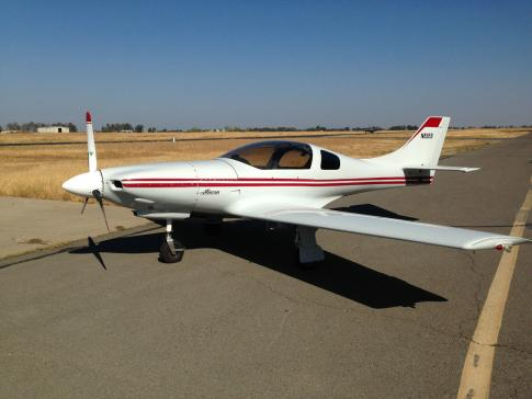 Aircraft for Sale in Texas, United States: 1992 Lancair 235-320