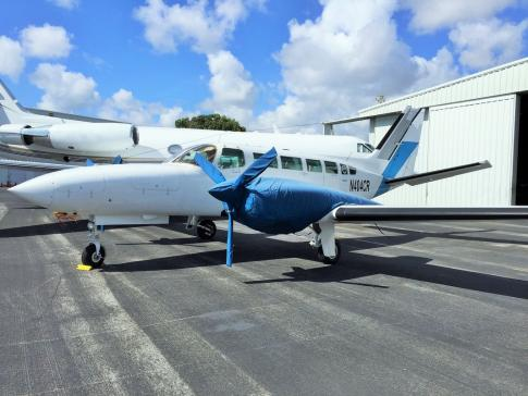 Aircraft for Sale in United States: 1977 Cessna 404