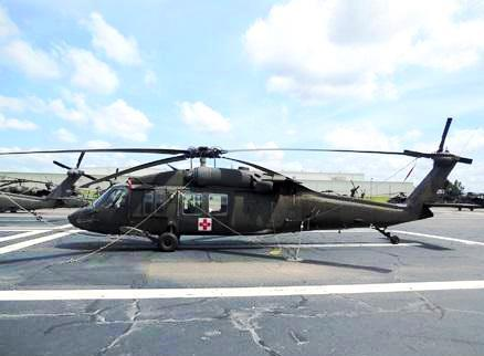 1979 Sikorsky Black Hawk for Sale in Melbourne, Florida, United States