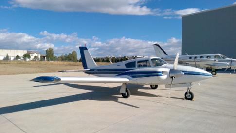 1964 Piper PA-39 Twin Comanche CR