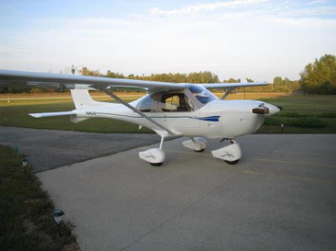 Aircraft for Sale in Lakeisabella, Michigan, United States (D15): 2005 Jabiru Calypso Sport