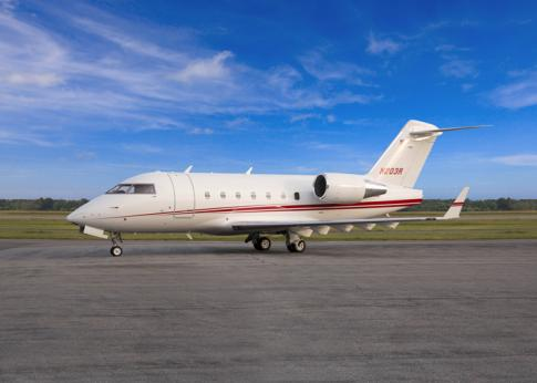 Aircraft for Sale in Texas, United States: 1987 Bombardier CL-601-3A/ER Challenger 601