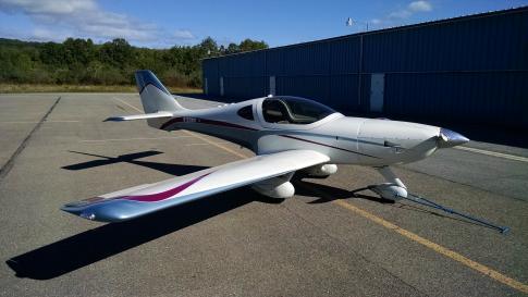 Aircraft for Sale in Lehighton, Pennsylvania, United States (22N): 2010 Arion Aircraft Lightning EXP