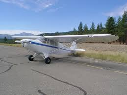 1947 Piper PA-12 Super Cruiser