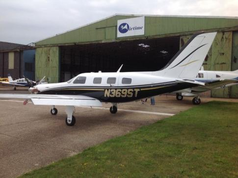 Aircraft for Sale in Donaueschingen, B-W, Germany (EDTD): 2006 Piper PA-46`tp Malibu Mirage JetPROP DLX