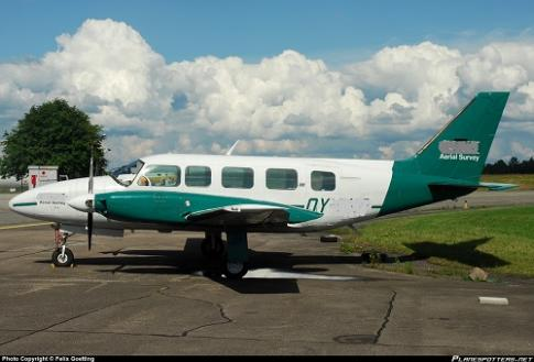1976 Piper PA-31-350 Chieftain
