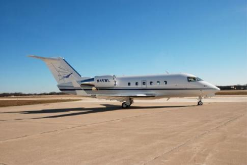 Aircraft for Lease in California, United States: 1983 Bombardier CL-601-1A Challenger 601