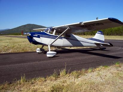 Aircraft for Sale in Snohomish, Washington, United States (S43): 1952 Cessna 170B