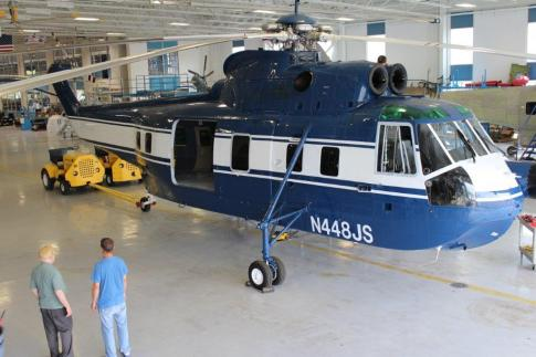 Aircraft for Sale/ Lease in Perkasie, Pennsylvania, United States: 1968 Sikorsky S-61N