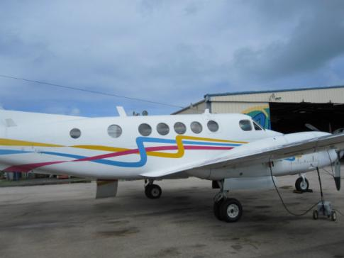 Aircraft for Sale in Turks and Caicos Islands: 1985 Beech 200C King Air