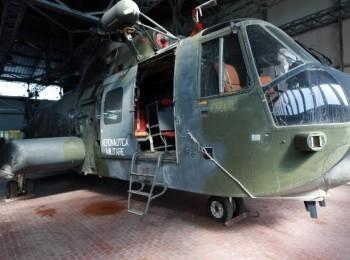 1982 Sikorsky S-61R/HH-3F for Sale/ Auction in Pratica di Mare, Italy