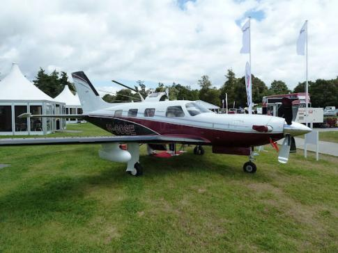 Aircraft for Sale in United Kingdom: 2010 Piper PA-46-500TP Malibu Meridian