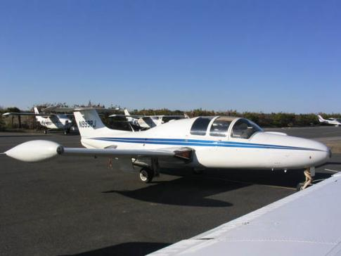 1961 Morane-Saulnier MS.760B II Paris Jet for Sale in New York, United States