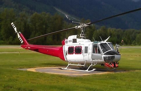 1969 Bell 205A-I Iroquois (Huey) for Sale in Canada