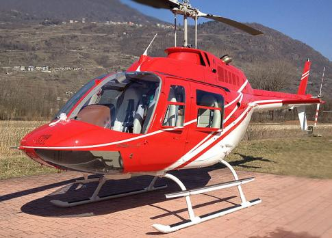 Aircraft for Sale in Italy: 1996 Bell 206B3 JetRanger III