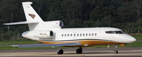 2000 Dassault 900EX Falcon for Sale in Netherlands