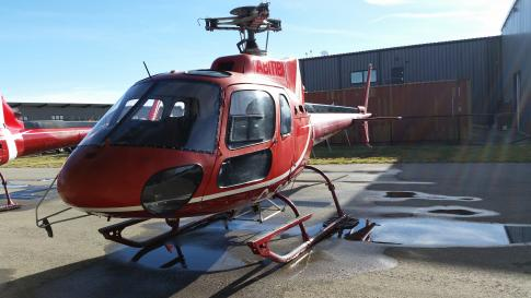 Aircraft for Sale in Calgary, Alberta, Canada: 1989 Eurocopter AS 350FX2 Ecureuil