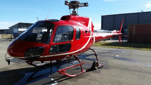 Aircraft for Sale in Calgary, Alberta, Canada: 1982 Eurocopter AS 350FX2 Ecureuil