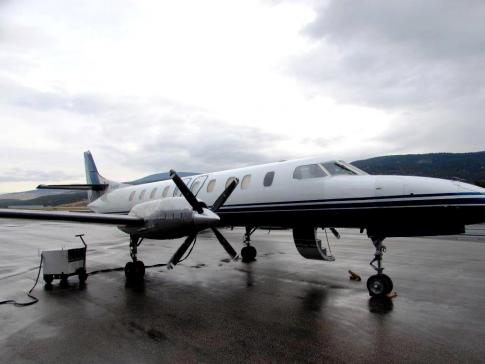 Aircraft for Sale in British Columbia, Canada: 1988 Fairchild Swearingen SA227-AC Metro III