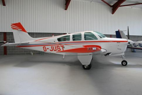 Aircraft for Sale in United Kingdom: 1989 Beech F33A Bonanza