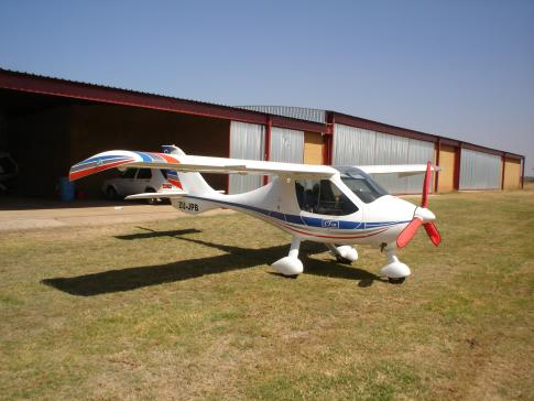 Aircraft for Sale in Cape Town, Western province, South Africa (MSFA): 2007 Flight Design CTsw