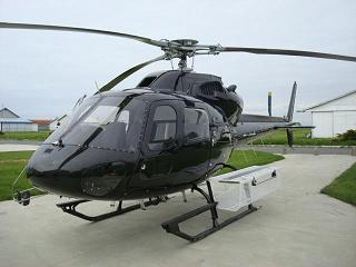 1985 Eurocopter AS 355FX2 Ecureuil II