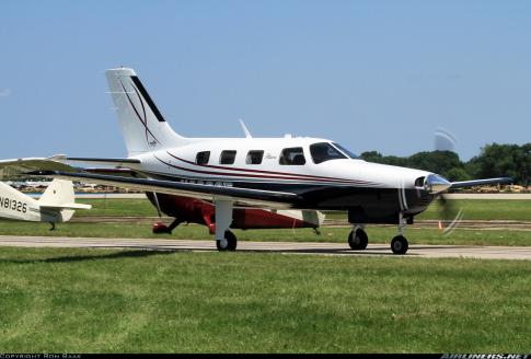 Aircraft for Sale in UK, United Kingdom (EGTF): 2010 Piper PA-46R-350T Matrix
