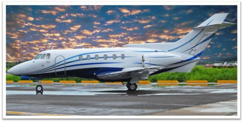 Aircraft for Sale in monterrey, Mexico: 1979 Hawker Siddeley 125-700A