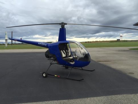 Aircraft for Sale in Dublin, Virginia, United States (Kpsk): 1993 Robinson Beta