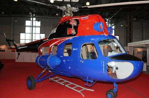 Aircraft for Sale/ Lease/ ACMI Lease/ Wet Lease in Russia: 1991 Mil MI-2