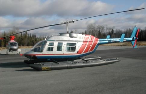 Aircraft for Sale in Canada: 1975 Bell 206L LongRanger