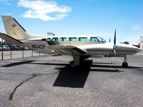 Aircraft for Sale in Albuquerque, New Mexico, United States: 1980 Cessna 404