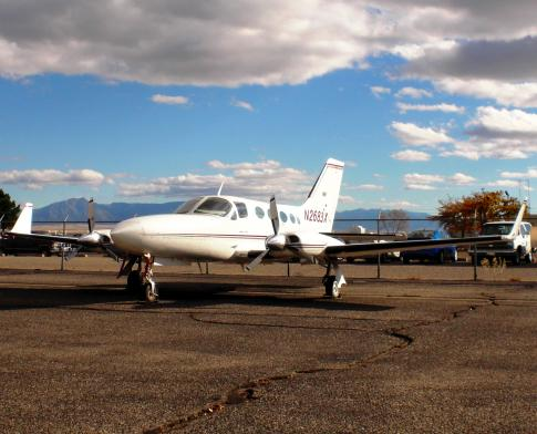 Aircraft for Sale in Albuquerque, New Mexico, United States: 1979 Cessna 414A Chancellor