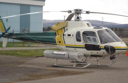 1995 Eurocopter AS 350B2 Ecureuil for Sale in Canada