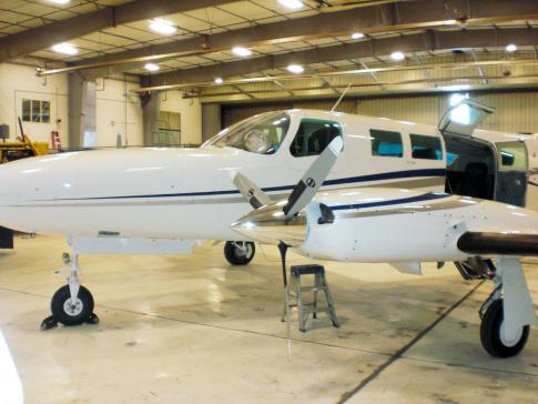 Aircraft for Sale in Albuquerque, New Mexico, United States: 1980 Cessna 402C