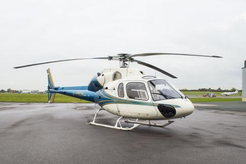Aircraft for Sale in Gloucestershire, United Kingdom: 1987 Eurocopter AS 355F2 Ecureuil II