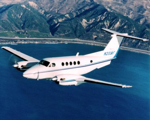 Aircraft for Sale in Burbank, California, United States: 1976 Beech King Air