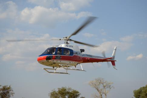 Aircraft for Sale in Brazil: 2009 Eurocopter AS 350B3 Ecureuil