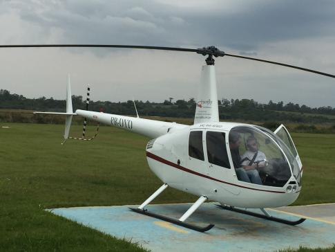 Aircraft for Sale in RS, Brazil: 2013 Robinson R-44 Raven