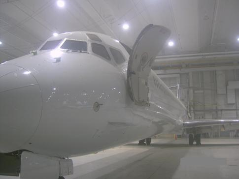 Aircraft for Sale in Bucharest, Romania: 1992 McDonnell Douglas MD-80-83