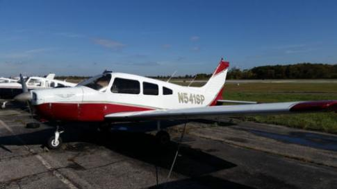 Aircraft for Sale in Farmingdale, New York, United States (KFRG): 1976 Piper PA-28-151 Warrior