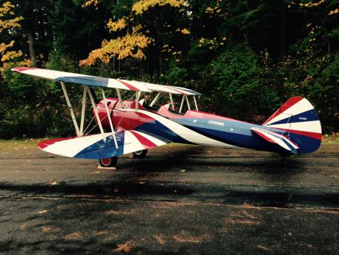 Aircraft for Sale in Sandy, Oregon, United States (S48): 1943 Stearman Super Stearman