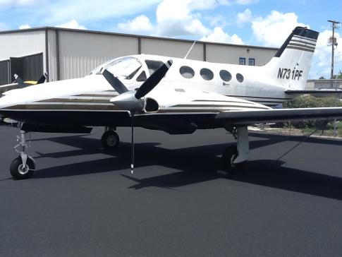 Aircraft for Sale in Deland, Florida, United States (KDED): 1968 Cessna 421 Golden Eagle