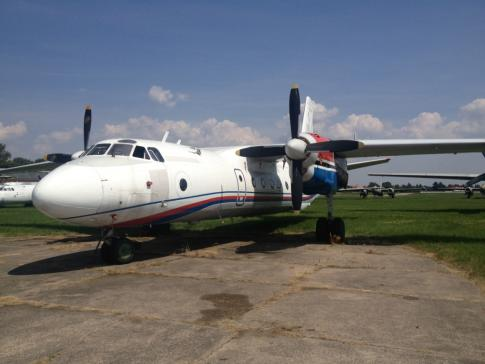 Aircraft for Sale in Kurgan, Kurgan Oblast, Russia: 1981 Antonov An-26-100 Curl