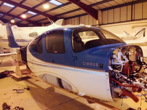 Aircraft for Sale in United Kingdom: 2010 Cirrus SR-22G3 GTS