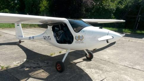 Aircraft for Sale in Veszprem, Veszprem, Hungary (LHSA): 2014 Pipistrel Sinus