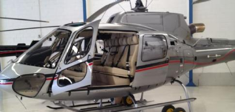 Aircraft for Sale in Brazil: 2012 Eurocopter AS 350B3e Ecureuil
