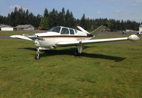 Aircraft for Sale in Washington, United States (S36): 1958 Beech 35 Bonanza